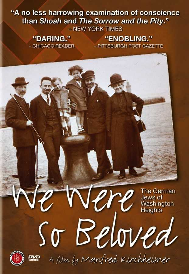 WE WERE SO BELOVED BY KIRCHHEIMER,MANFRED (DVD)