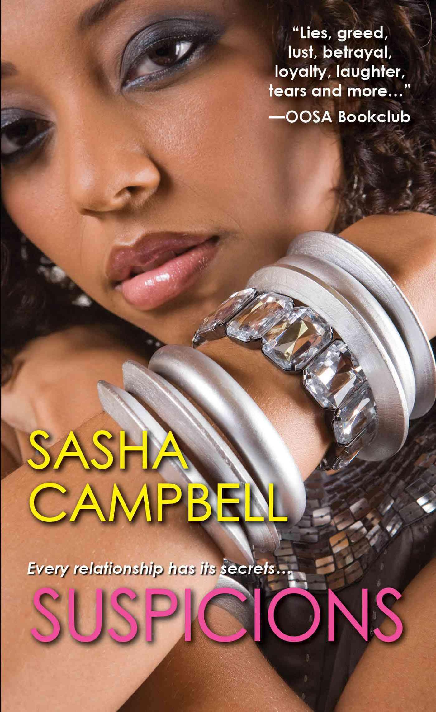 Suspicions By Campbell, Sasha
